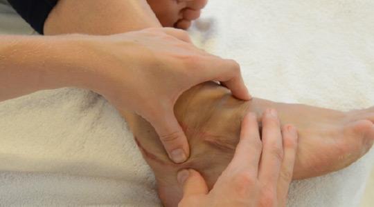 Litteken massage