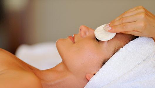Luxe huidbehandeling