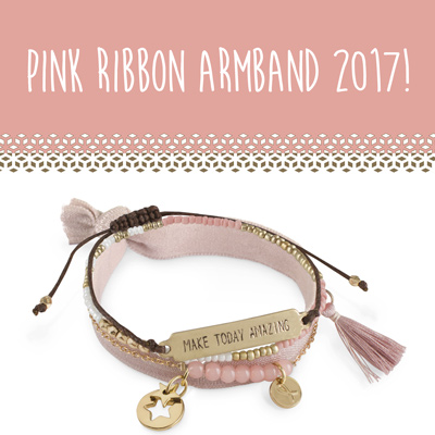 Pink Ribbon Simone de Wildt
