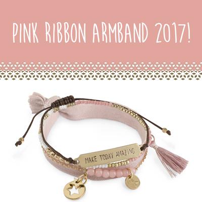 Pink Ribbon Simone de Wildt