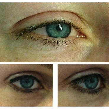 eyeliner permanente makeup