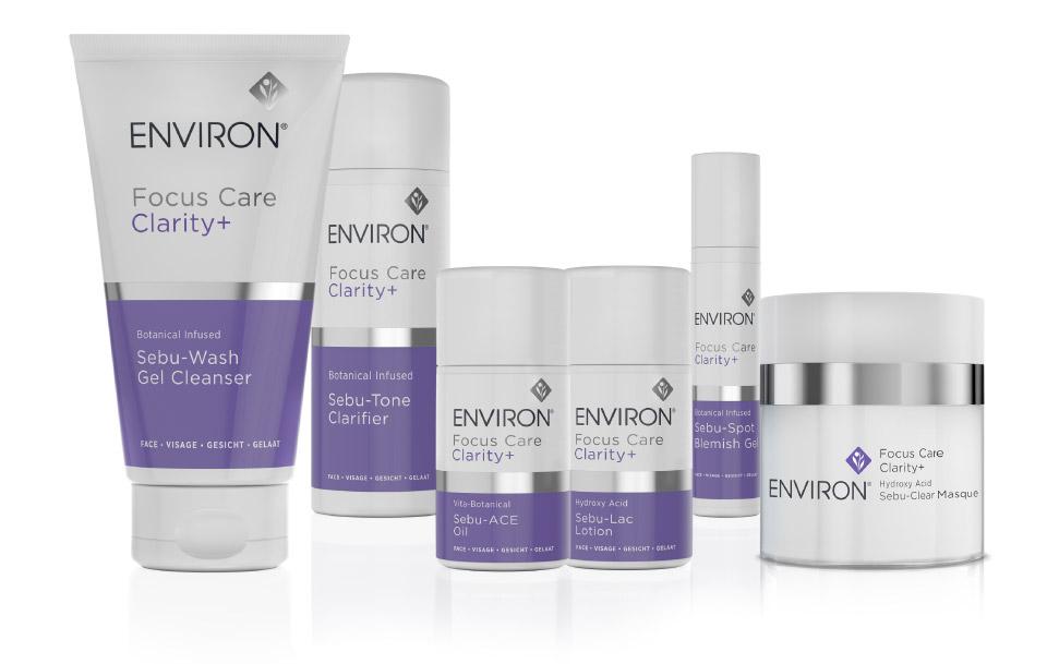Environ acné therapie