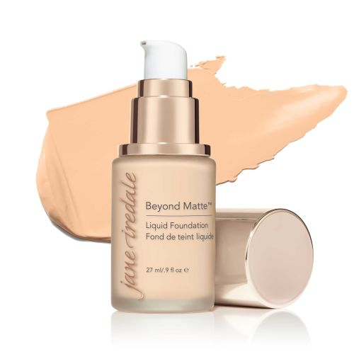 Beyond matte foundation
